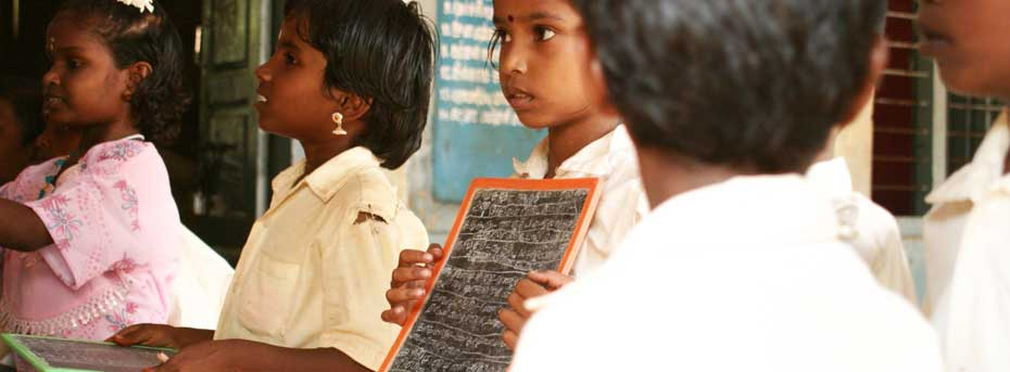 Improving everybody's education levels means improving society. Indiability promotes equal rights to education for young physically disabled people.More